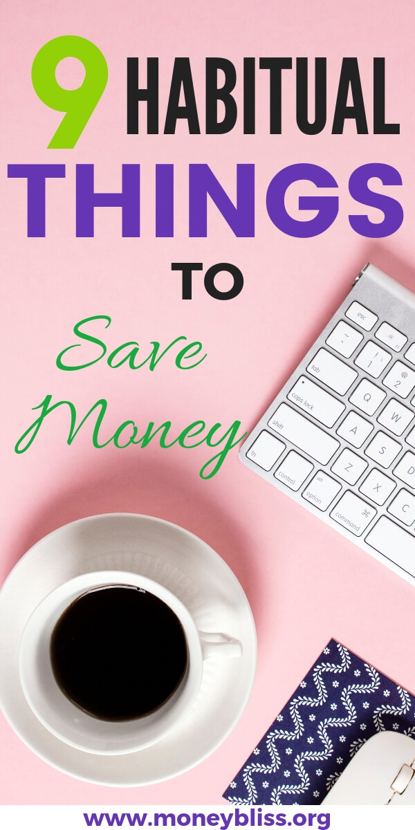 In this post, learn how to save money and find extra cash in your budget. Get simple tips and ideas to start your journey to financial freedom. #finances #moneybliss