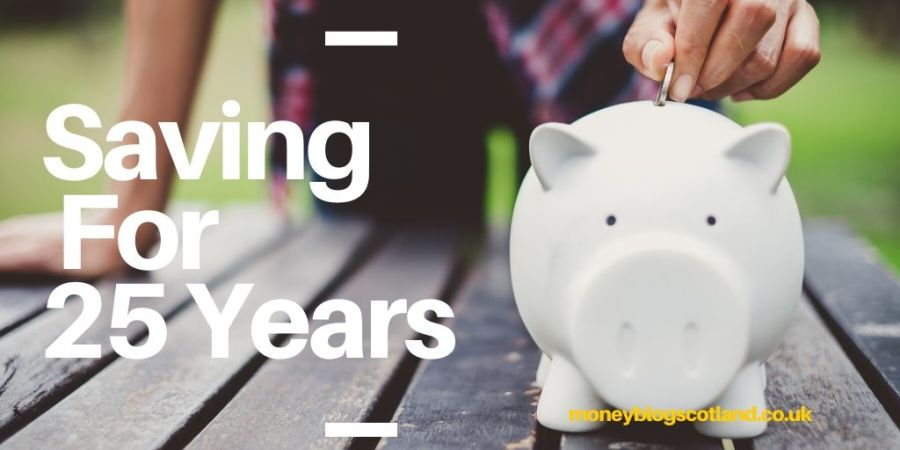 25 Year Savings Plan