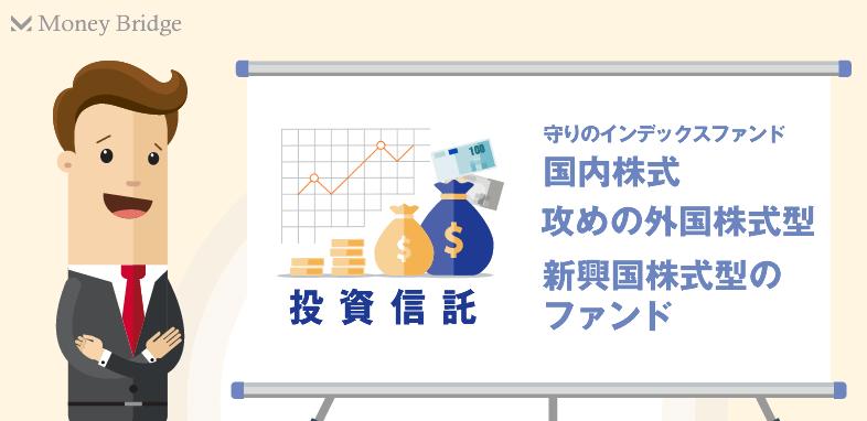 1000万円投資信託運用