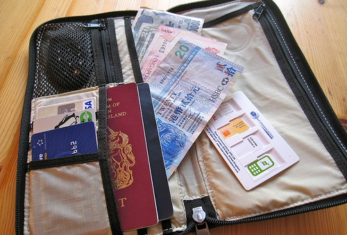 Credit cards abroad