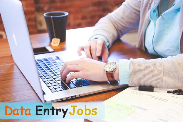 data entry jobs from home without investment