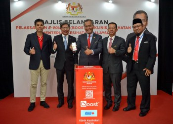 RHB collaborates with the Ministry of Health-Malaysia