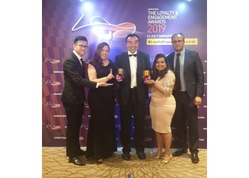 Rakuten Trade Honoured Two Regional Awards for its Rewards Eco System
