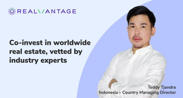 Teddy Tjandra, Indonesia - Country Managing Director