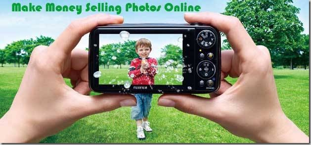 Make Money Selling Photos Online