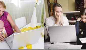 Does Working from Home Decrease Productivity?
