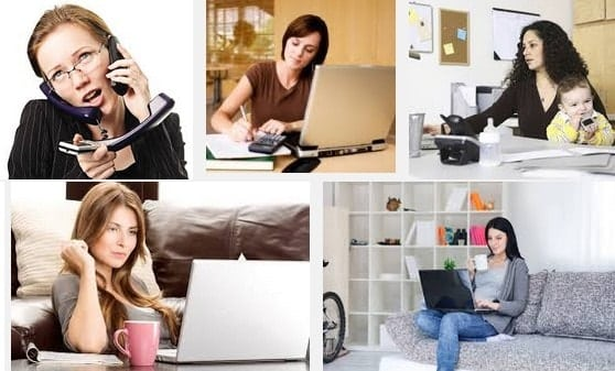 Top 10 Suggestions for People Working from Home