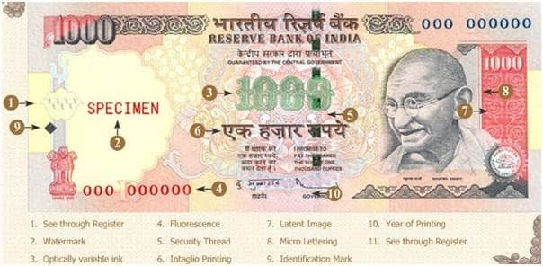 What to do if you Receive a Fake Note