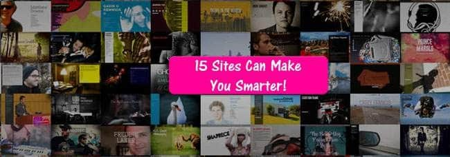 15 Sites that Will Make You Smarter