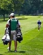 Golf Course Caddy