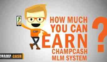 ChampCash Review – Is this Legit or Scam? Can You Earn 1 Million from it?