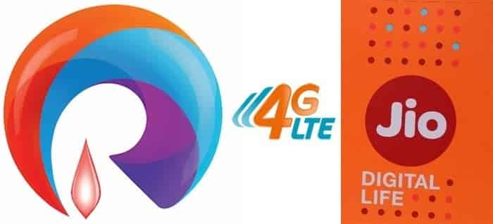 Reliance Jio 4G Tariff Plans for Prepaid and Postpaid Users