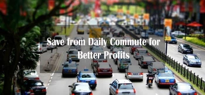 save from daily commute