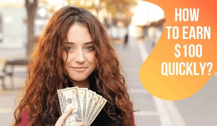 9 Best Ways To Make 100 In One Day Fast Legit Moneyconnexion