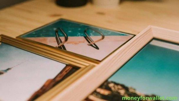 Wooden Frames moneyforwallet