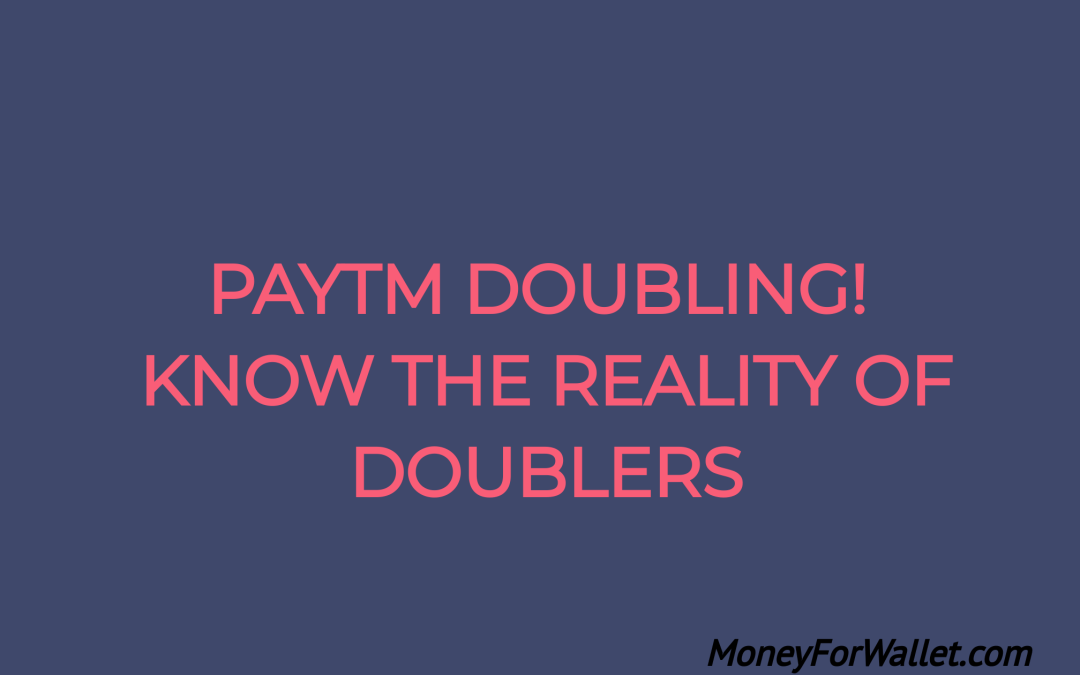 PayTM Doubling