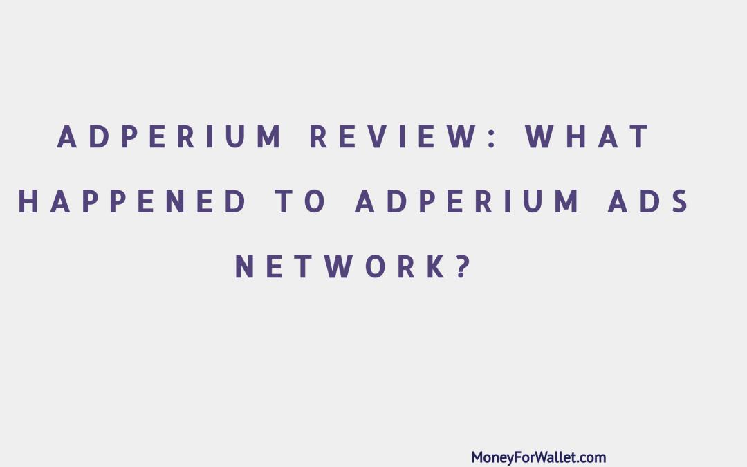 Adperium Review