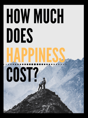 """Have you ever asked yourself """"How much does happiness cost?"""". What if it's as simple as sitting down and writing a list?  Enter the simple """"10 things exercise"""". Take 5 minutes and try it today!"""