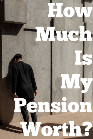 """""""I can't see a lump sum amount of money in my account, so how much is my pension worth? Is it even worth contributing?"""" Here's how you know!"""