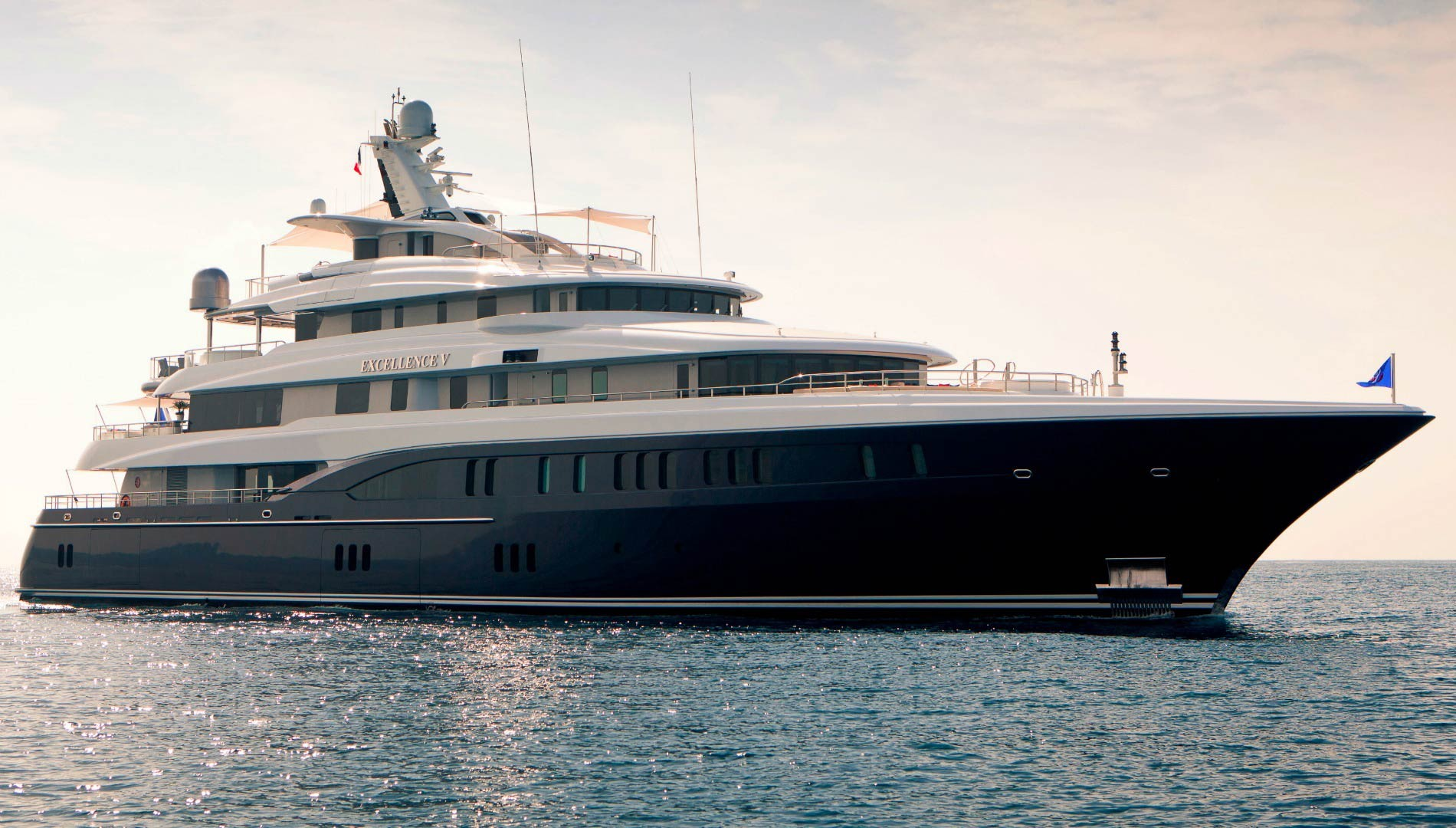 The Top Five Camper Amp Nicholsons Yachts For Charter