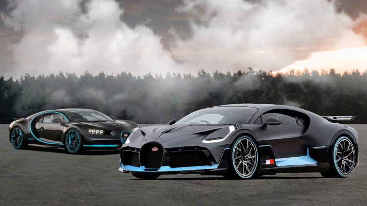 The History And Evolution Of The Bugatti Chiron