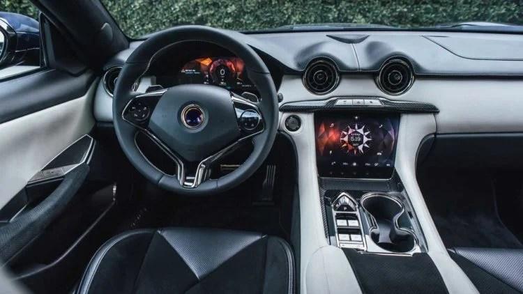 2020 Karma Revero GT 3