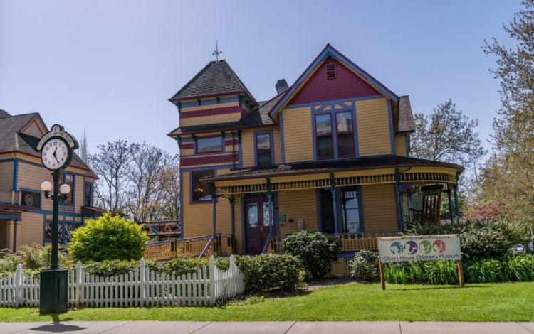 Gilbert House Children's Museum