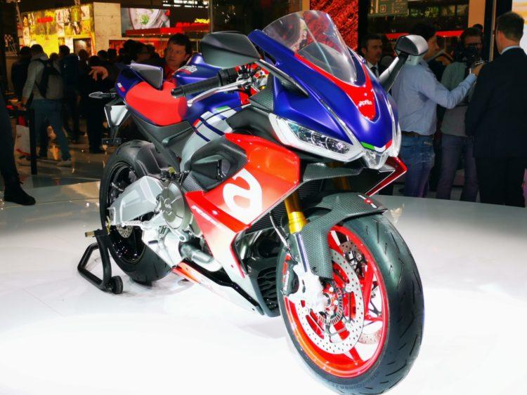 Aprilla RS 660 2