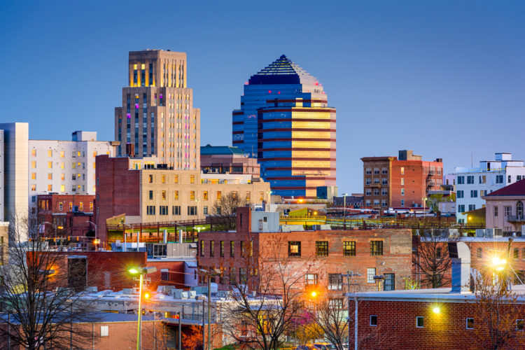 Downtown Durham