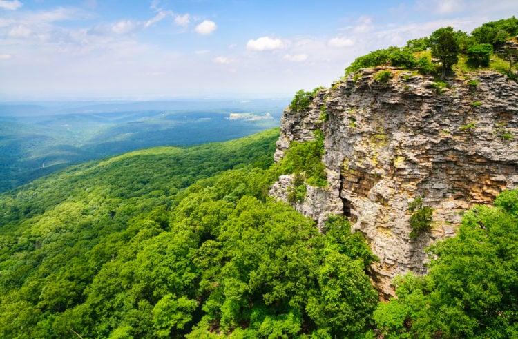Ouachita Mountain
