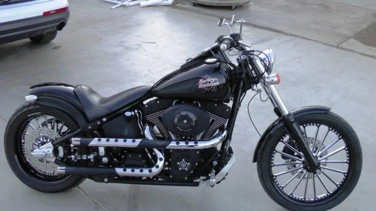2000 Harley Davidson Night Train