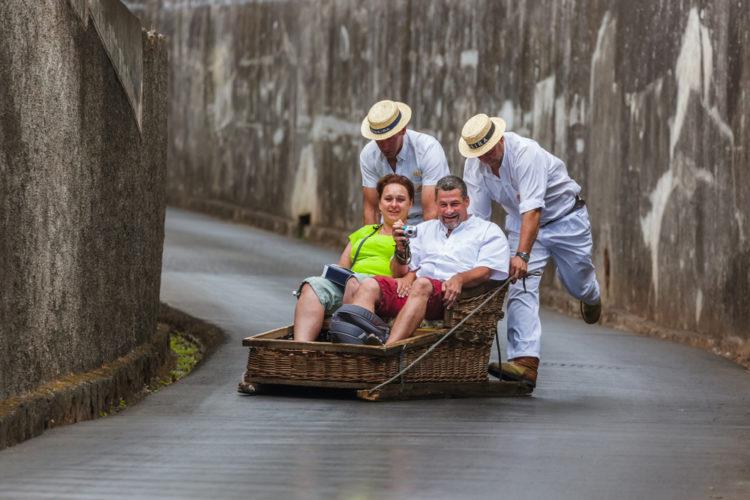 Mitianyu Toboggan Ride