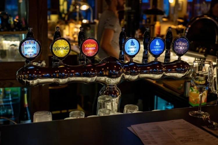 Reykjavik Bar Crawl