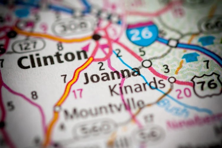 Joanna, South Carolina