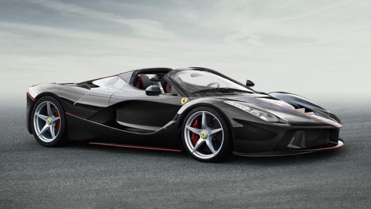 Ferrari Convertibles