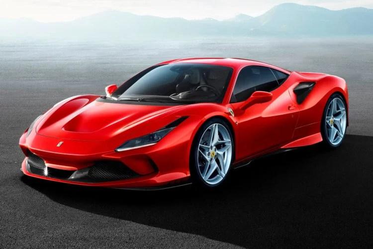Ferrari Models