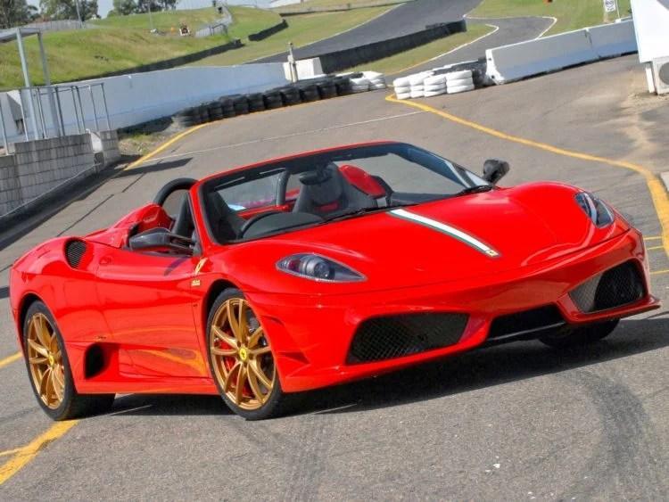 Ferrari Scuderia Spider 16M Softtop Roadster