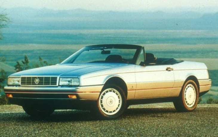 Cadillac Allante 4