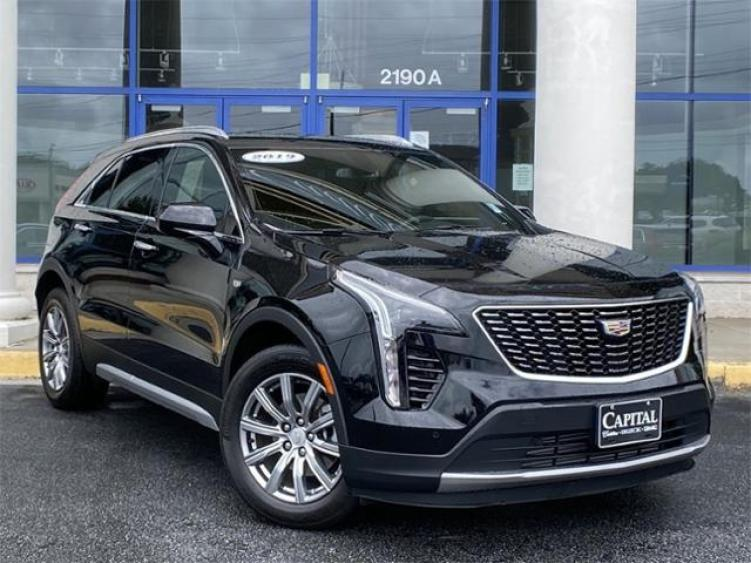 Certified Pre-Owned Cadillac 1