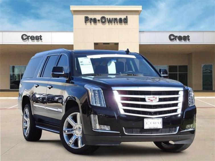 Certified Pre-Owned Cadillac 2