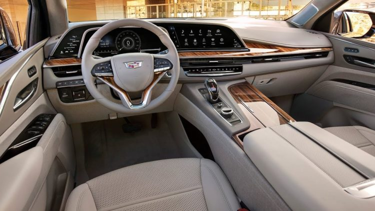 Certified Pre-Owned Cadillac 3