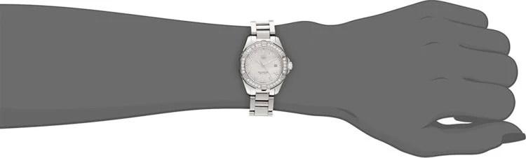 TAG Heuer Aquaracer Diamond-Accented Watch– Ref WAY1414.BA0920