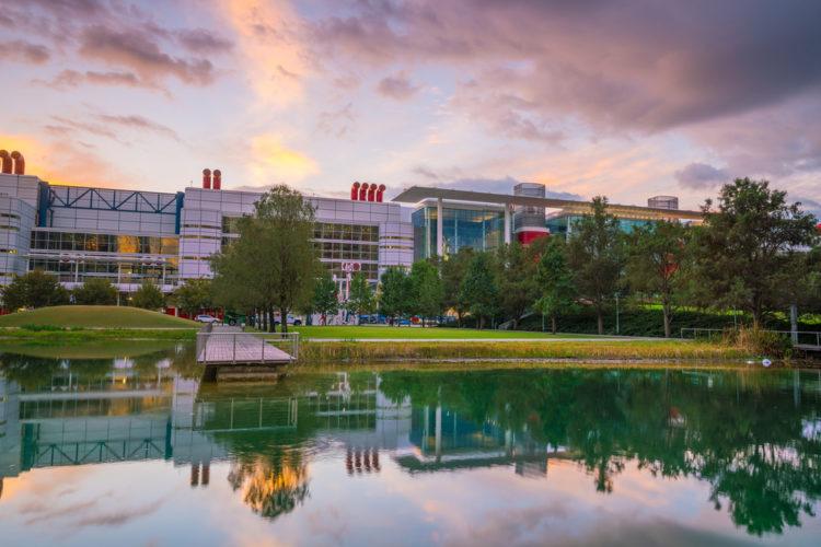 Convention Center District, Dallas