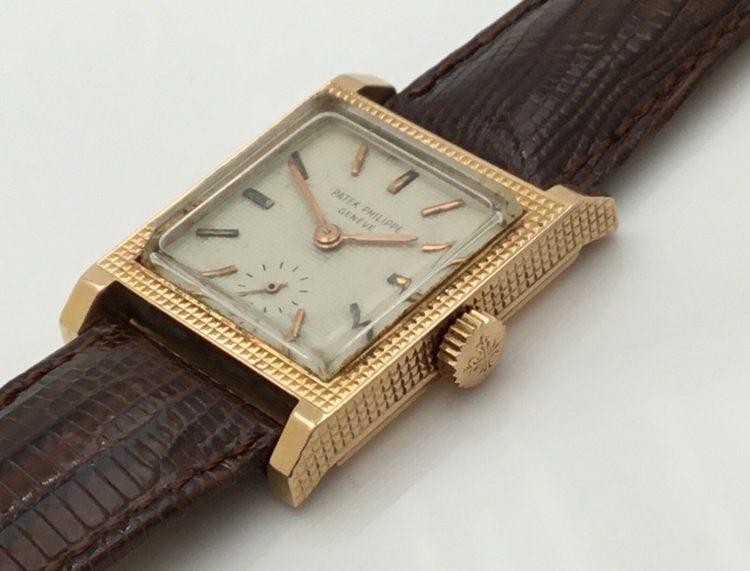 Patek Philippe Vintage 18Karat Yellow Gold Mechanical Unisex Geneve Swiss Watch Ref.#3491
