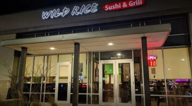 Wild Rice Sushi