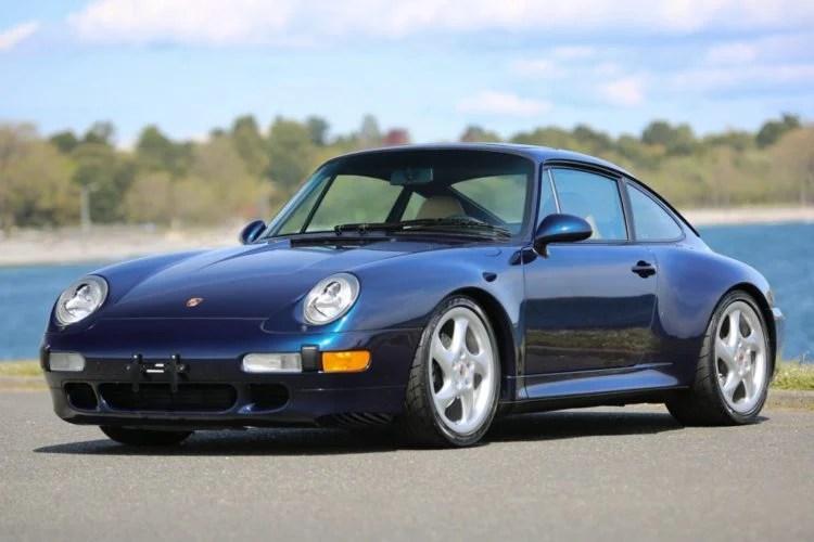 Best Porsche Models of the Noughties