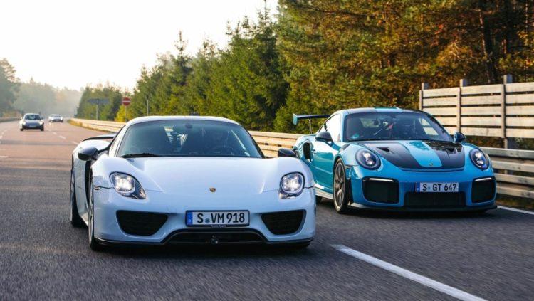 Fastest Porsche Models