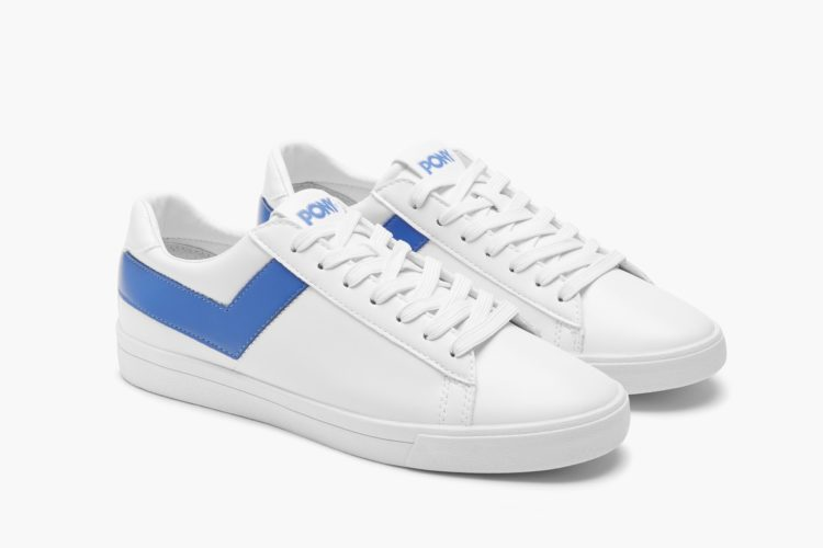 Pony TopStar Low Canvas Sneakers