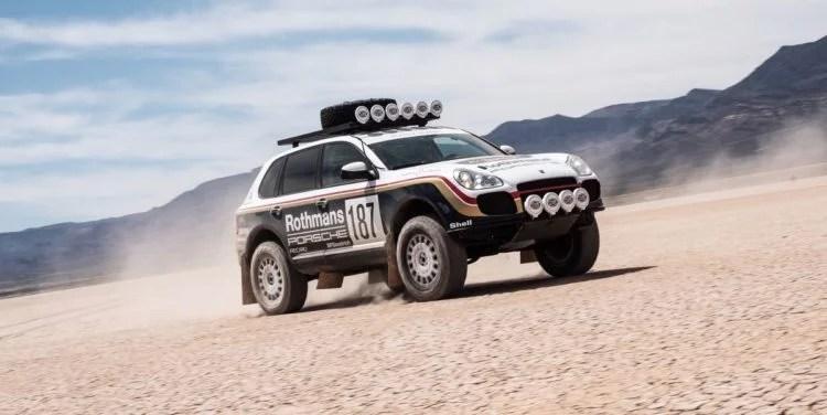 Best Porsche Models for Off Roading