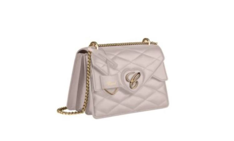 Chopard Happy Lady Leather Handbag